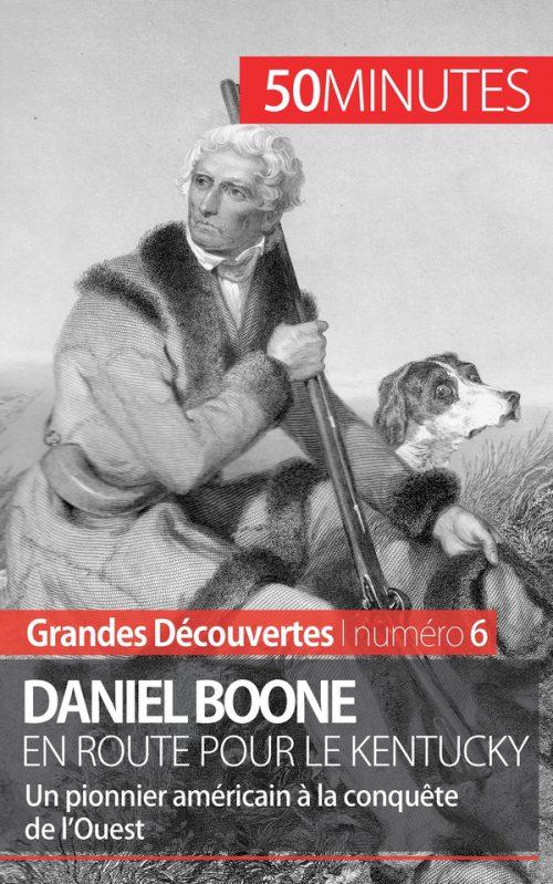 Daniel Boone en route pour le Kentucky