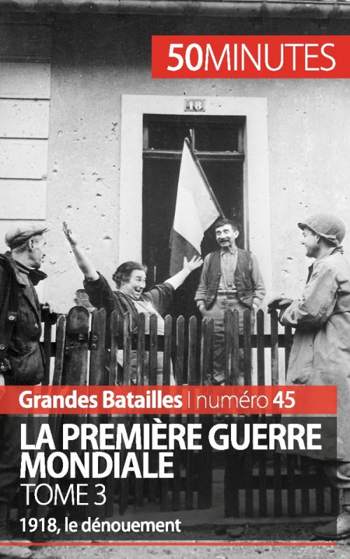 La Première Guerre mondiale. Tome 3